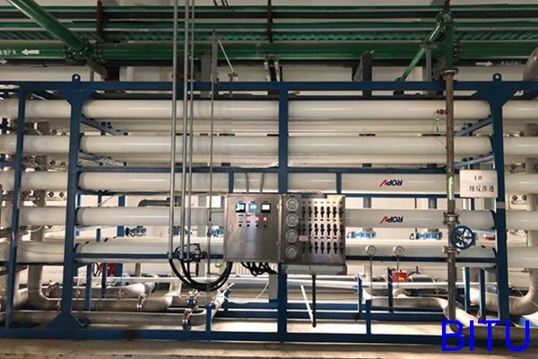 反渗透膜阻垢剂BT0110大型设备应用