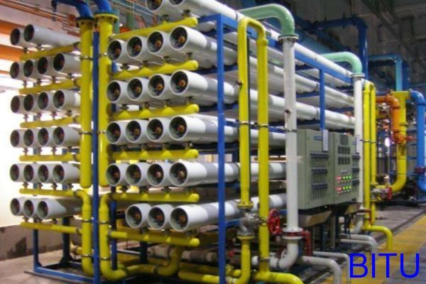碧涂(BITU)反渗透膜清洗剂应用实例
