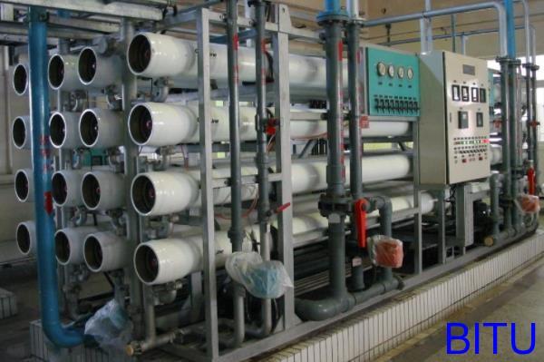 碧涂(BITU)新疆8倍浓缩液反渗透阻垢剂BT0800应用实例
