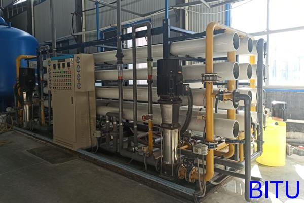 碧涂(BITU)新疆反渗透还原剂BT0638产品应用