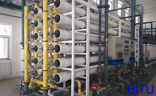 新疆油田反渗透阻垢剂在风雪天顺利交货