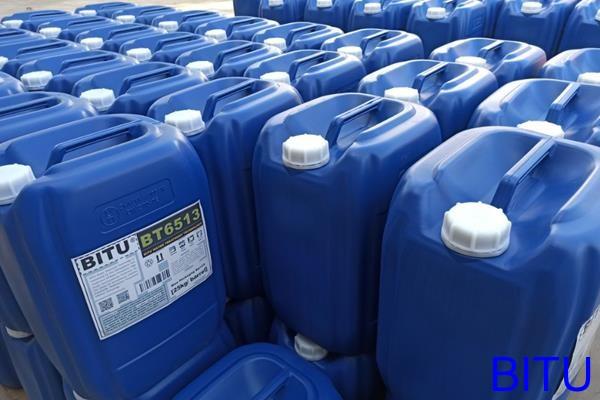 循环水杀菌灭藻剂BT6513氧化型能快速灭杀细菌及微生物