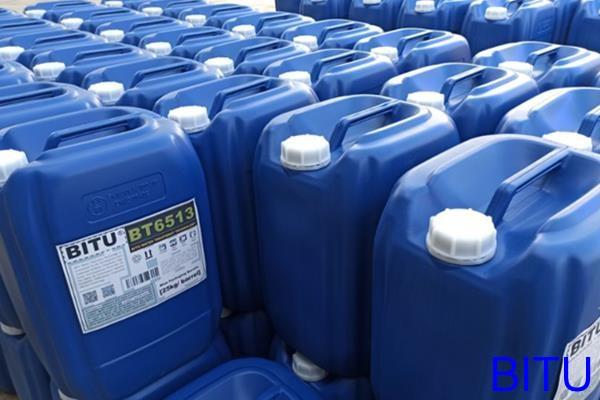 新疆杀菌灭藻剂批发氧化与非氧化均备有大量现货