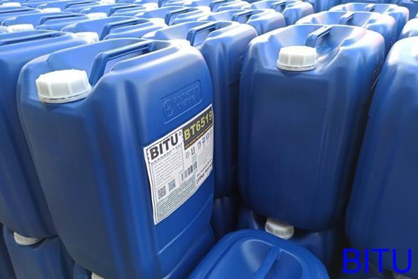 粘泥剥离剂BT6519采用多种活性成分配制